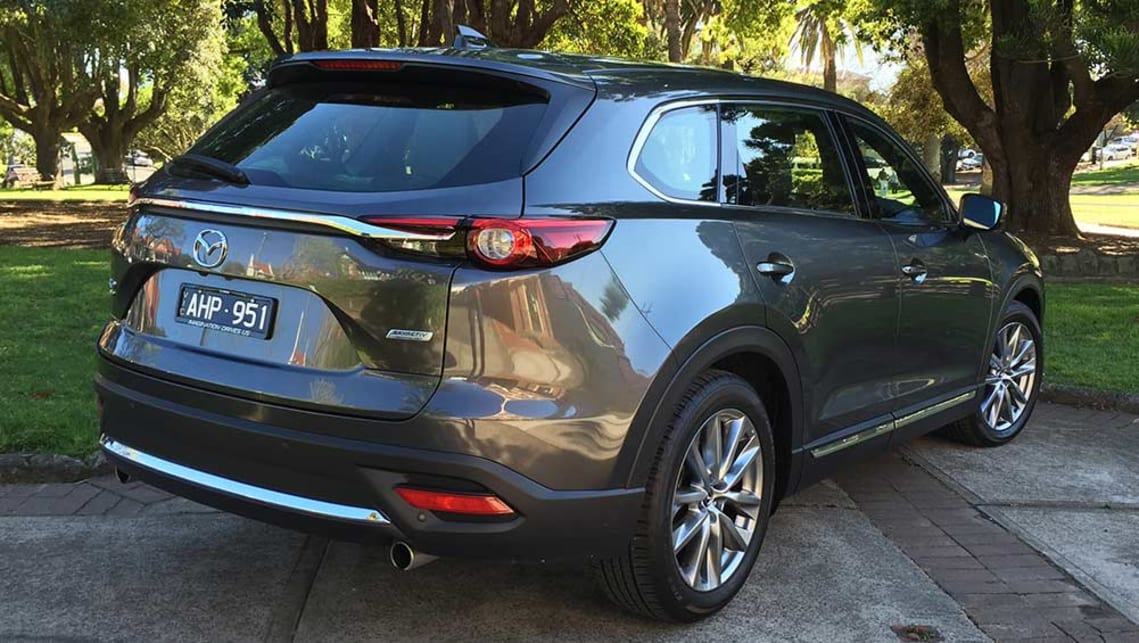Mazda Cx 9 Azami 2016 Review Road Test Carsguide