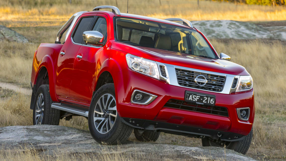 Refreshed 2018 Nissan Navara pricing revealed