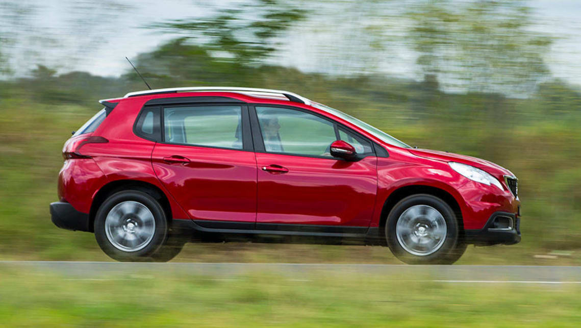 Peugeot 2008 Active 2017 Review Snapshot Carsguide