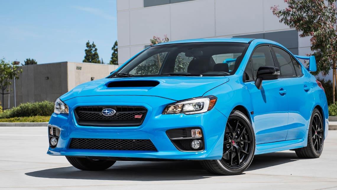 2015 Subaru WRX | new blue for Australia's favourite unofficial sports car - Car News | CarsGuide