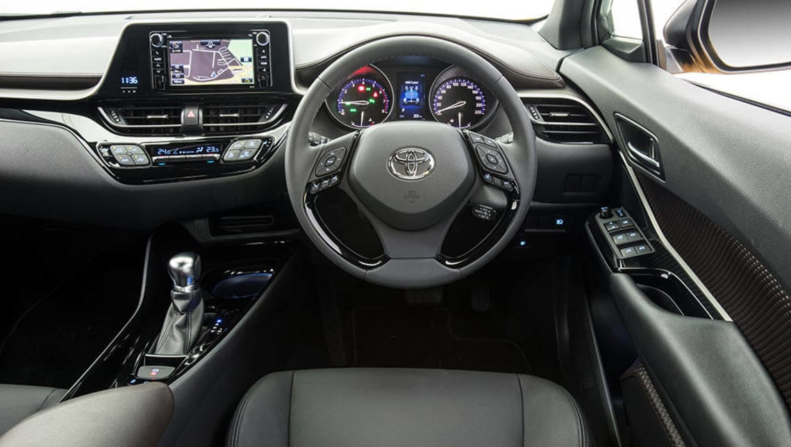Toyota C Hr 2017 Review Carsguide