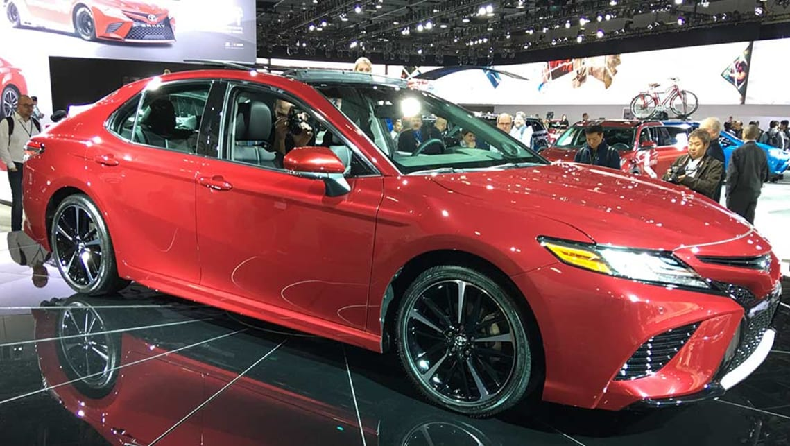 toyota camry v6 to replace aurion after australian manufacturing ends car news carsguide. Black Bedroom Furniture Sets. Home Design Ideas