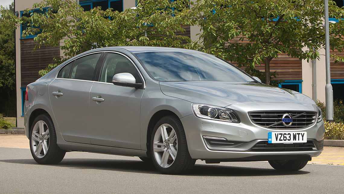 2014 volvo s60 t5 drive e review carsguide. Black Bedroom Furniture Sets. Home Design Ideas