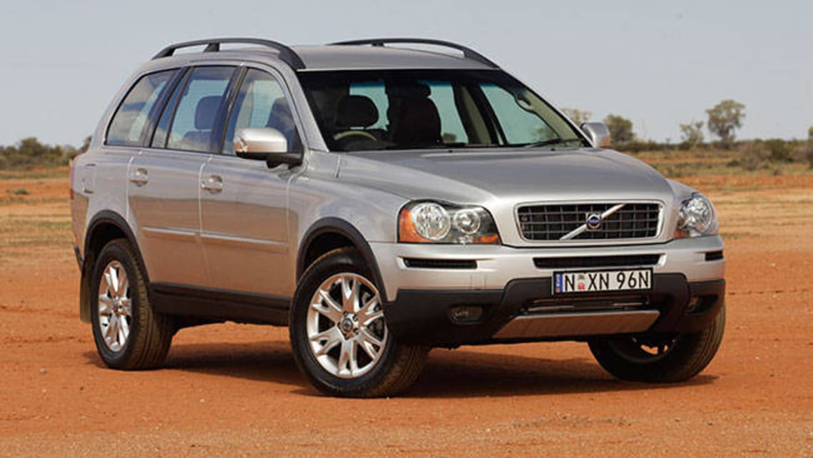 Volvo Xc90 Used Review 2002 2012 Carsguide