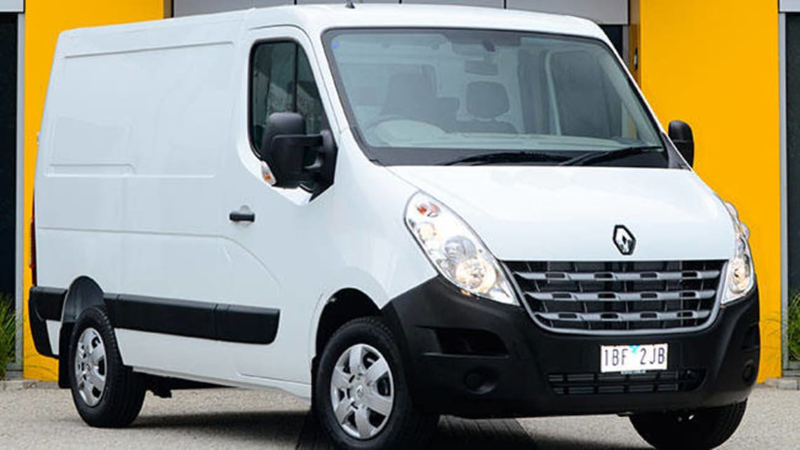 Renault Introduces Master L1h1 Van Car News Carsguide