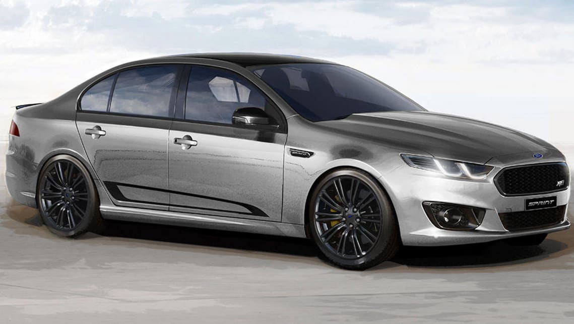 2016 ford falcon xr6 turbo and xr8 sprint revealed car. Black Bedroom Furniture Sets. Home Design Ideas