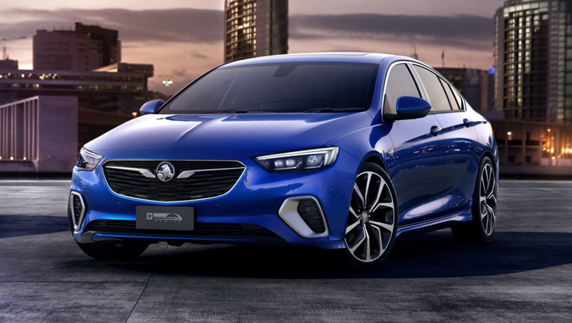 Holden Commodore VXR Promises To Be A Worthy Successor To The SS