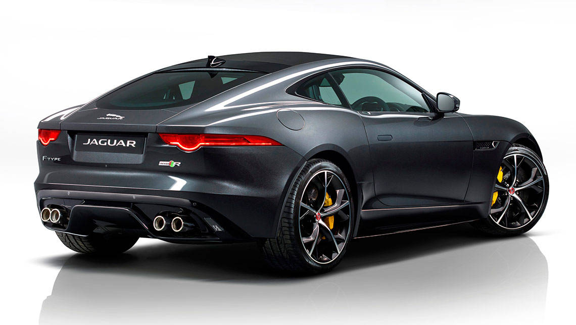 F Type Car Price