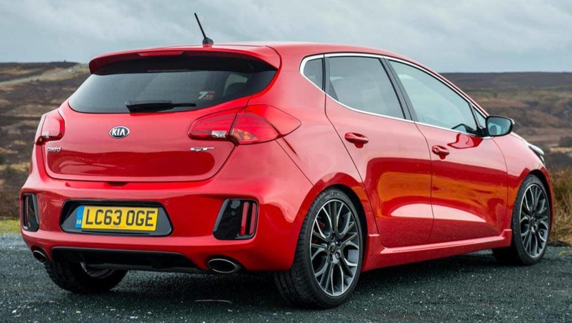 Kia Ceed Engine >> Kia keen for hot hatch return - Car News | CarsGuide