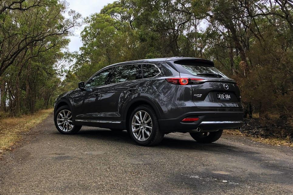 Mazda Cx 9 >> Mazda CX-9 GT AWD 2017 review   road test   CarsGuide