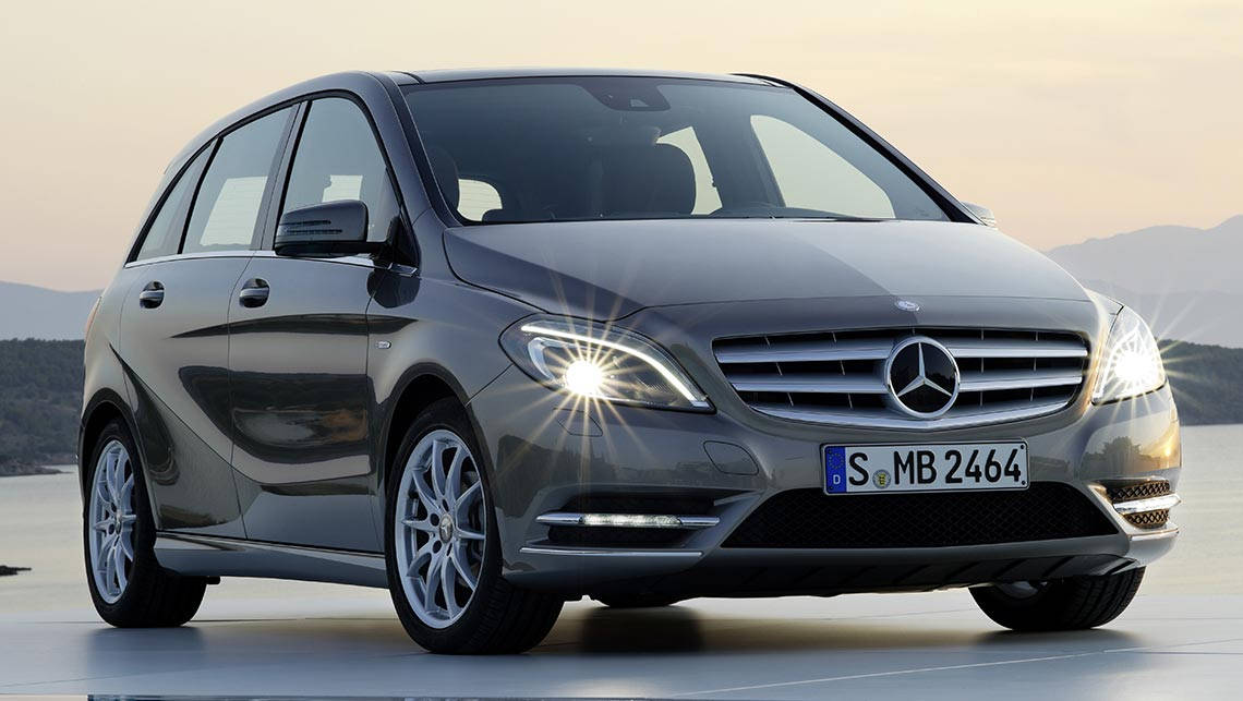 mercedes benz b class used review 2005 2011 carsguide