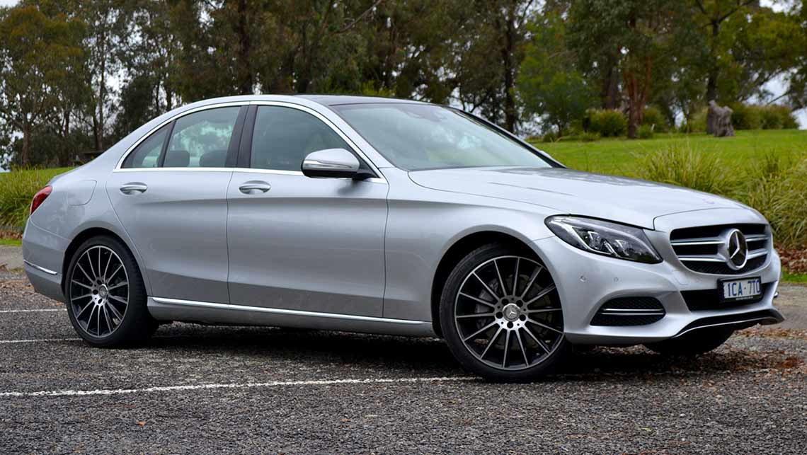 Build And Price Mercedes C Class