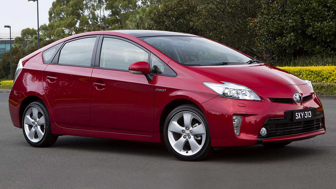 Hybrid and electric cars are much easier on brakes - Car ...