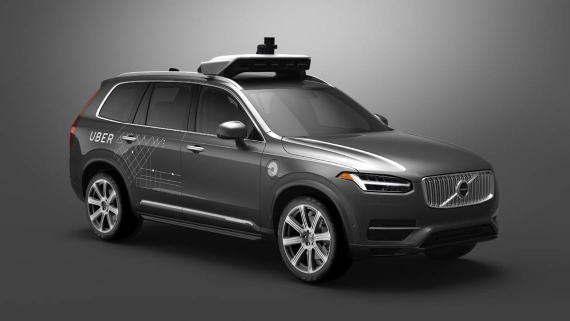 Uber resumes self-driving car program after brief suspension