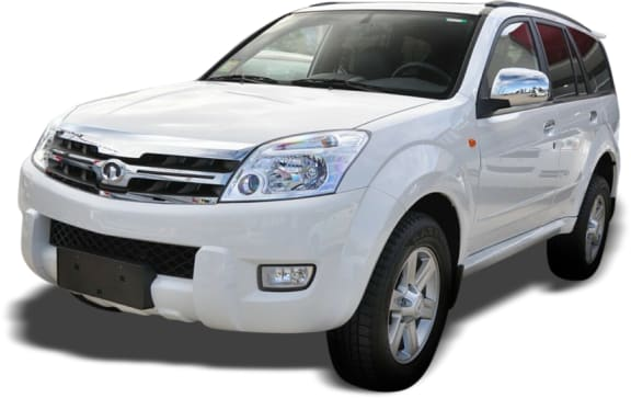 Great Wall X240 (4x4) 2010 Price & Specs Carsguide