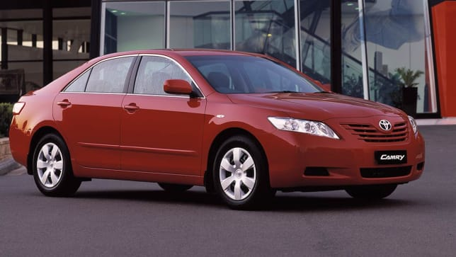 toyota camry used review 2006 2012 carsguide. Black Bedroom Furniture Sets. Home Design Ideas