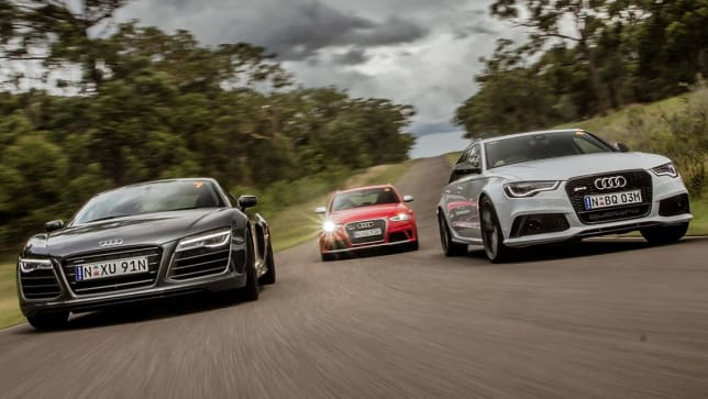 Audi Rs5 Reviews Carsguide