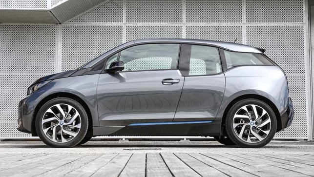 Bmw I3 94ah Rex 2016 Review Snapshot Carsguide