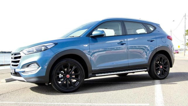 hyundai tucson 30th anniversary special edition 2016 review road test carsguide. Black Bedroom Furniture Sets. Home Design Ideas