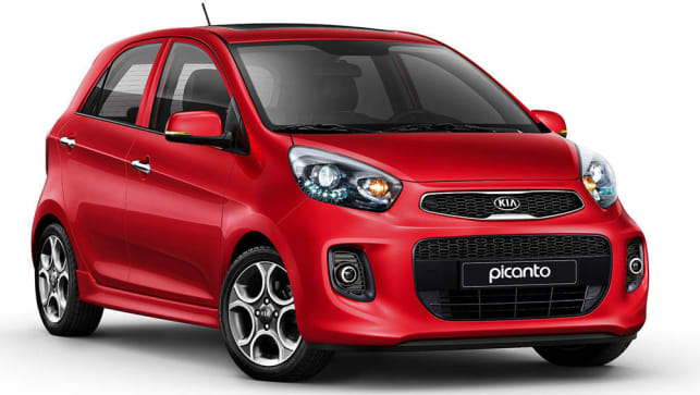 2016 kia picanto review first drive carsguide. Black Bedroom Furniture Sets. Home Design Ideas