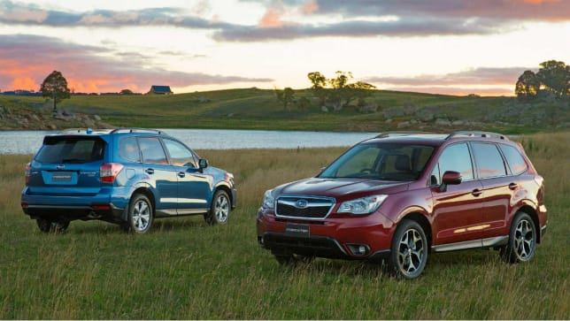 2015 subaru forester diesel auto review road test carsguide. Black Bedroom Furniture Sets. Home Design Ideas