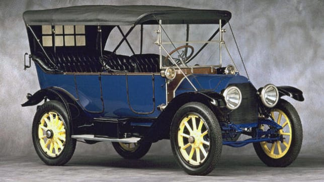 1912 Cadillac had first starter motor - Car News | CarsGuide