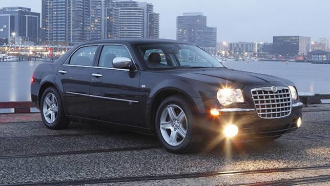 chrysler 300c used review 2010 2011 carsguide. Black Bedroom Furniture Sets. Home Design Ideas