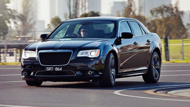 2014 chrysler 300 review srt core carsguide. Cars Review. Best American Auto & Cars Review