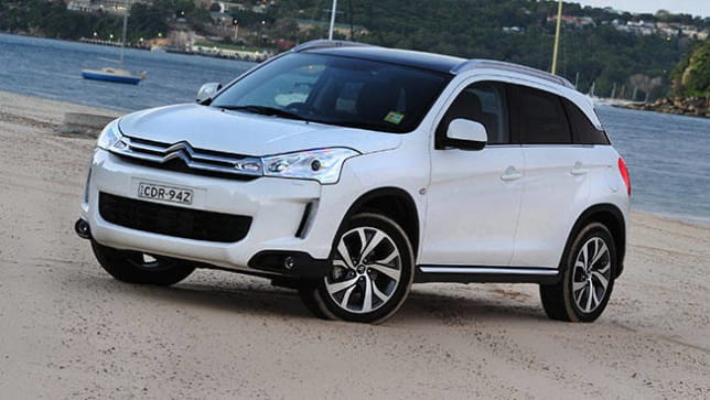 2013 citroen c4 aircross 4x2 review carsguide. Black Bedroom Furniture Sets. Home Design Ideas
