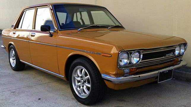 Toyota Land Rover 2017 >> My Datsun 1600 - Car News | CarsGuide