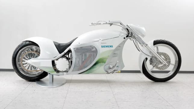 American Choppers electric bike - Car News | CarsGuide
