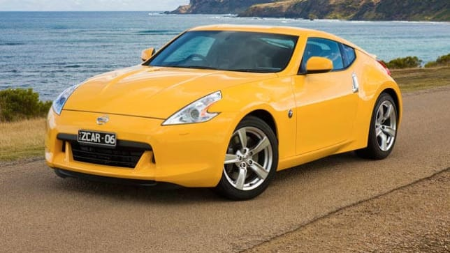 nissan 370z 2014 review carsguide. Black Bedroom Furniture Sets. Home Design Ideas