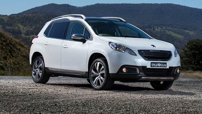 Peugeot 2008 2014 Review Carsguide