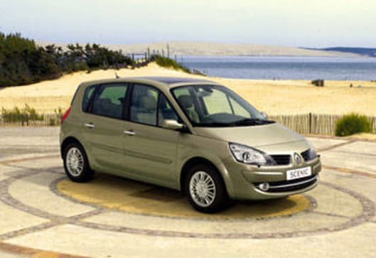 renault scenic 2008 review carsguide. Black Bedroom Furniture Sets. Home Design Ideas