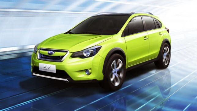 Subaru Xv Points To Future Car News Carsguide