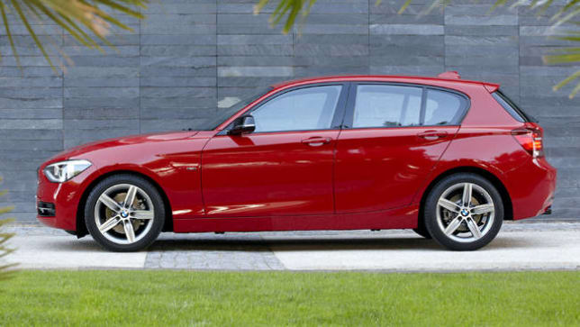 Bmw 116i 2012 Review Carsguide