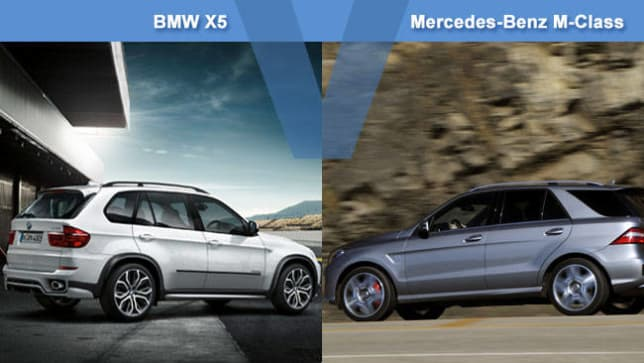 Bmw X5 Against Mercedes Benz M Class Car News Carsguide