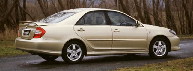 used car review toyota camry 2002 2006 carsguide. Black Bedroom Furniture Sets. Home Design Ideas