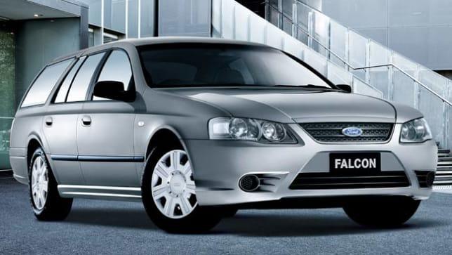Falcon wagon axed - Car News | CarsGuide