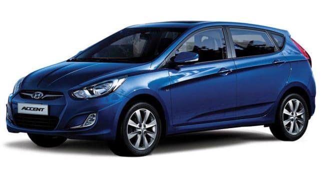 Hyundai Accent Bridges The Gap Carsguide
