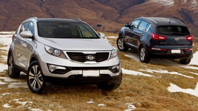 kia sportage platinum petrol vs diesel review carsguide. Black Bedroom Furniture Sets. Home Design Ideas