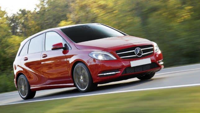 BBC TopGear Magazine India Car-Reviews - Review: Mercedes-Benz B180