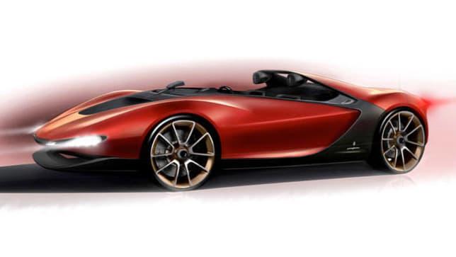 Pininfarina Reveals Sergio Concept Sketch Car News