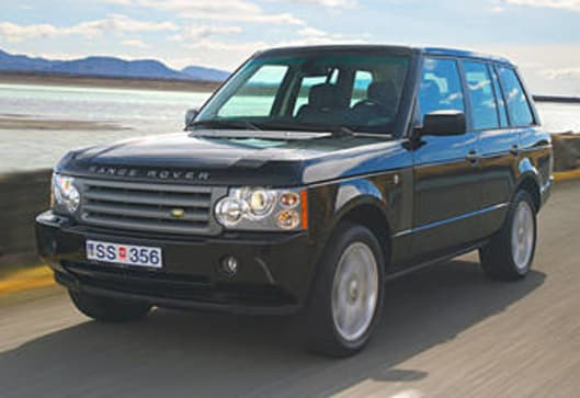 Land Rover Range Rover 2008 Review Carsguide