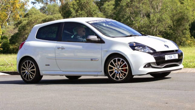 renault clio sport 200 gordini 2011 review carsguide. Black Bedroom Furniture Sets. Home Design Ideas