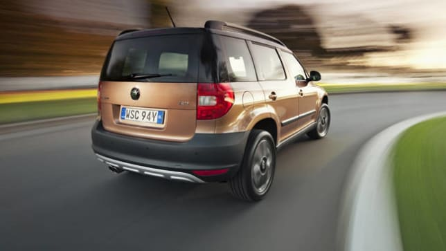 new skoda yeti 112tsi review first drive carsguide. Black Bedroom Furniture Sets. Home Design Ideas