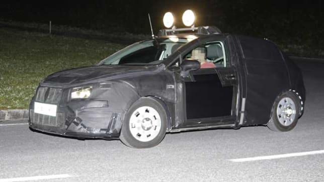 Hyundai Santa Fe 2019 Spy Shot >> Seat Ibiza spy shot - Car News | CarsGuide