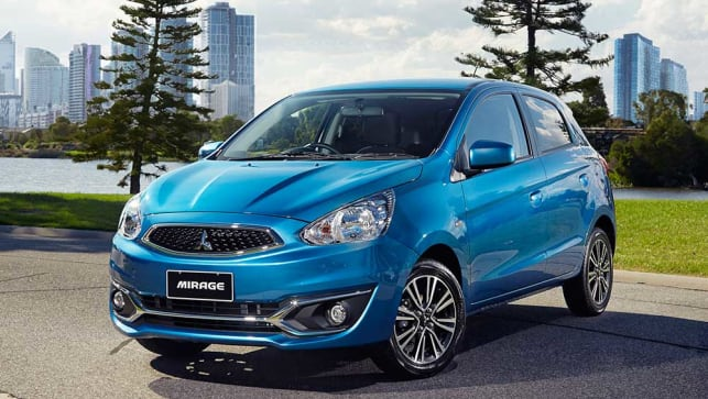 2016 Mitsubishi Mirage ES review   road test   CarsGuide