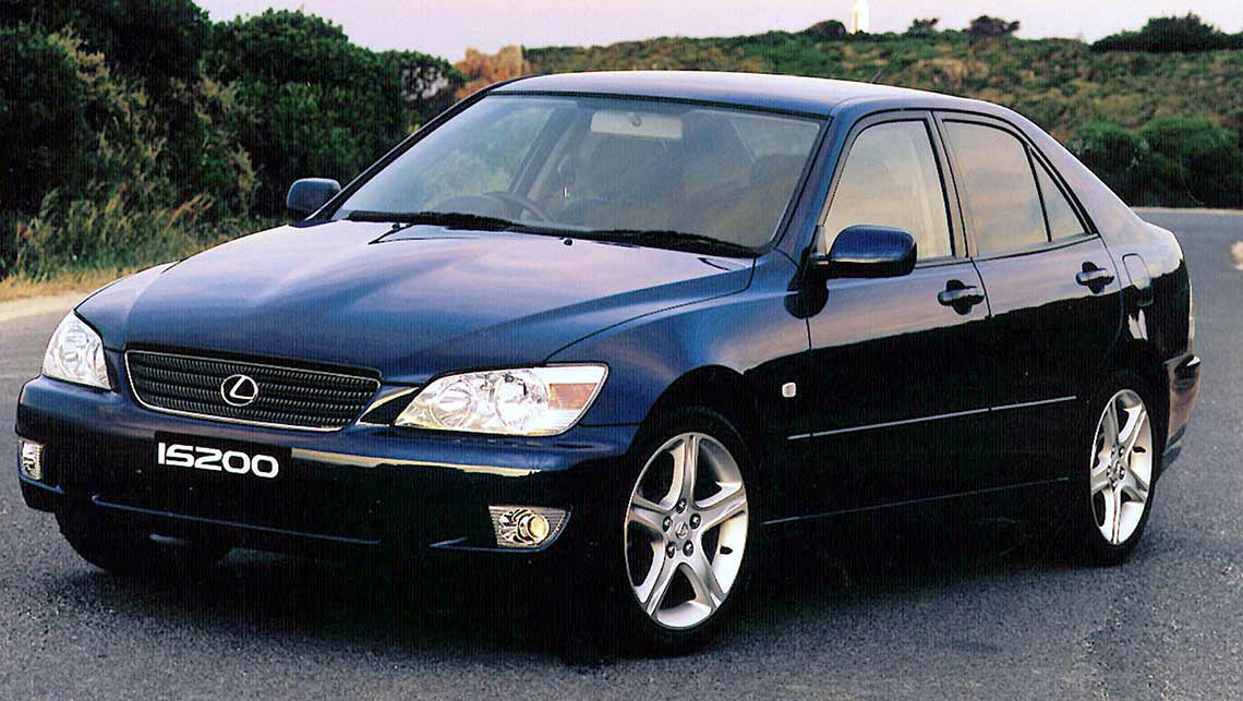 Lexus is used review 1999 2014 carsguide