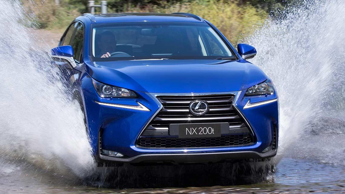 Лексус nx 200 т 2017 года новая модель